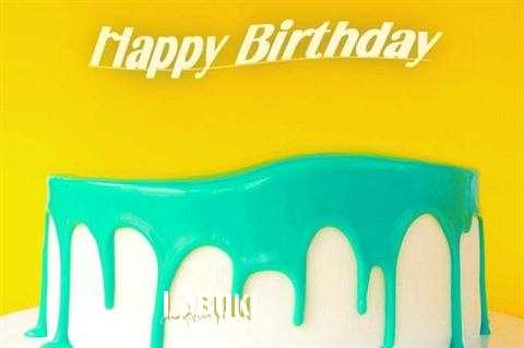 Happy Birthday Labuki Cake Image