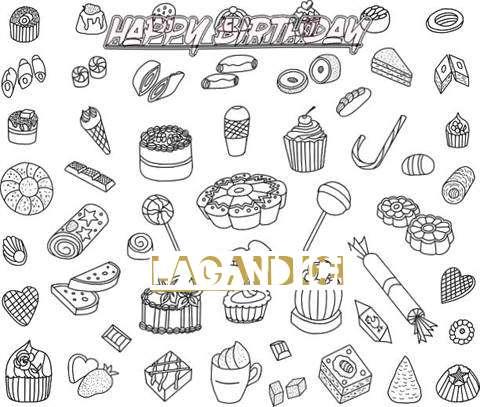 Lacandice Cakes