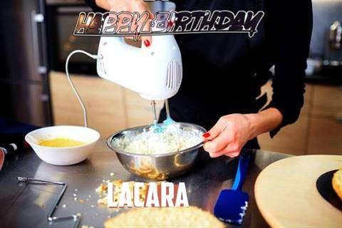 Happy Birthday Lacara