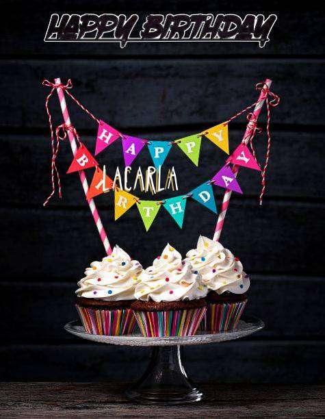 Happy Birthday Lacarla