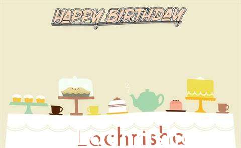 Lachrisha Cakes