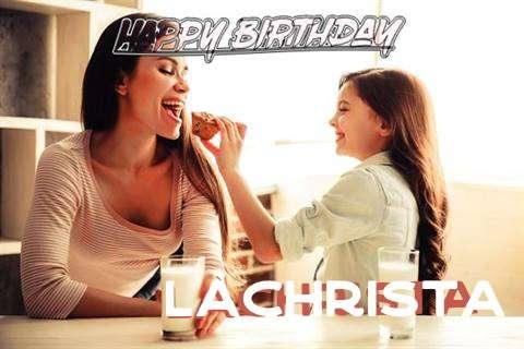 Lachrista Birthday Celebration