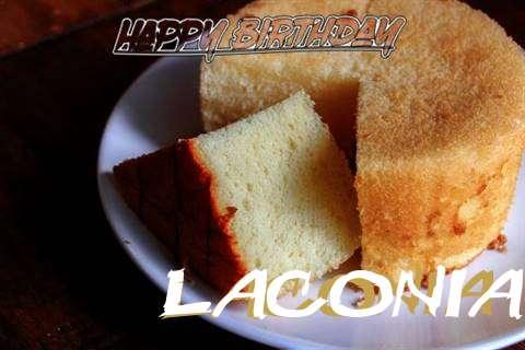 Happy Birthday to You Laconia