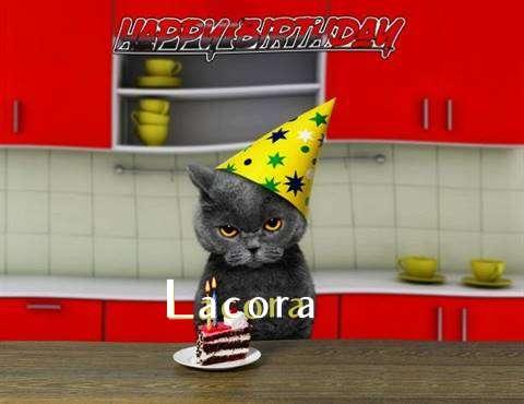 Happy Birthday Lacora