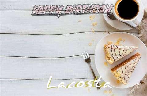Lacosta Cakes