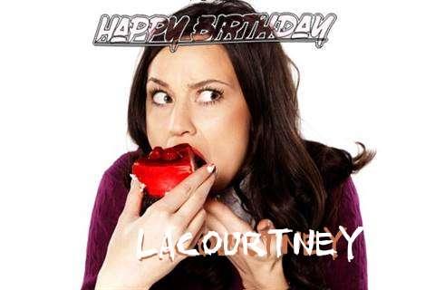 Happy Birthday Wishes for Lacourtney