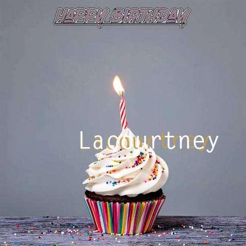 Happy Birthday to You Lacourtney