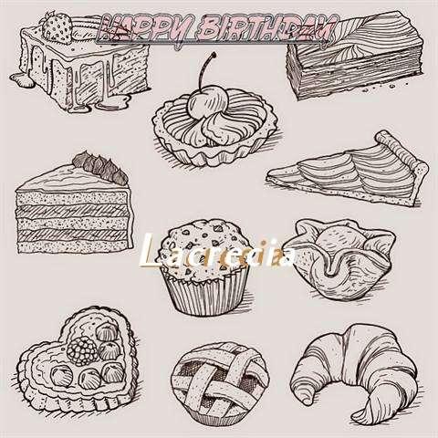 Happy Birthday to You Lacrecia