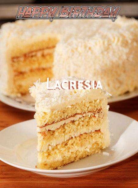 Wish Lacresia