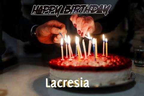 Lacresia Cakes