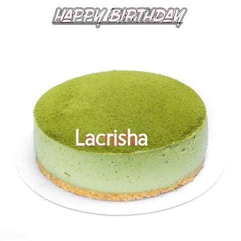 Happy Birthday Cake for Lacrisha