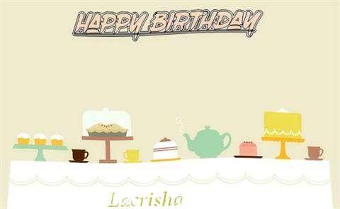 Lacrisha Cakes