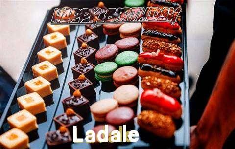 Happy Birthday Ladale
