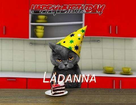 Happy Birthday Ladanna