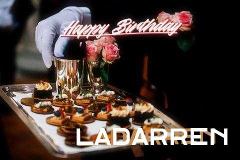 Happy Birthday Cake for Ladarren