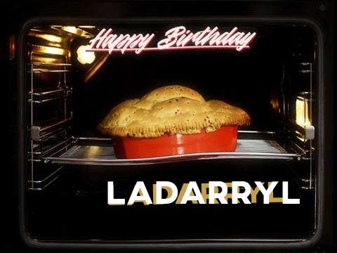 Happy Birthday Cake for Ladarryl