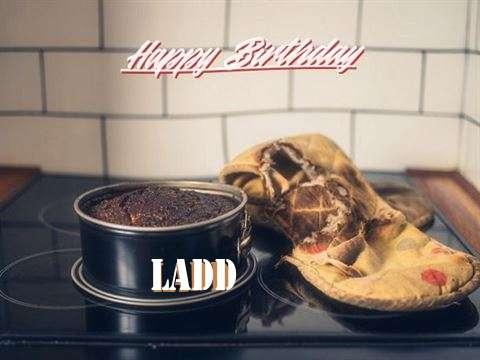 Happy Birthday Ladd Cake Image