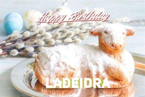 Ladeidra Cakes