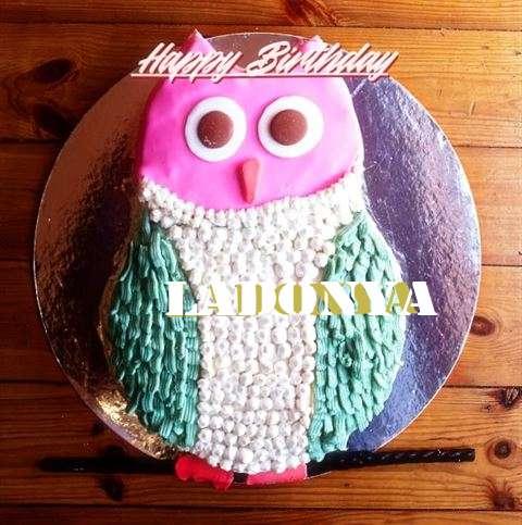 Happy Birthday Ladonya