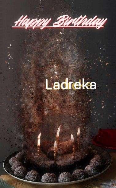 Happy Birthday Ladreka