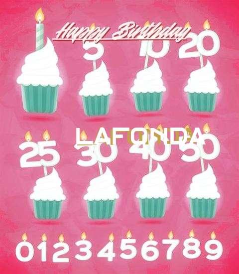 Birthday Images for Lafonda