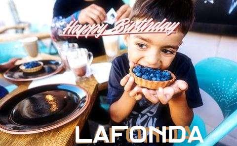 Happy Birthday to You Lafonda