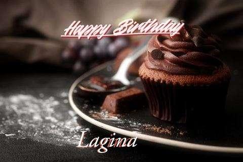 Happy Birthday Cake for Lagina