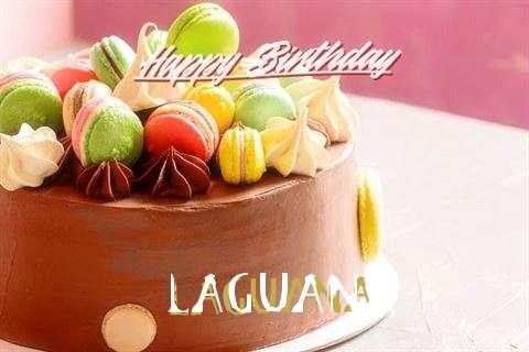 Happy Birthday Laguana