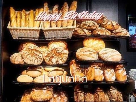 Happy Birthday to You Laguana