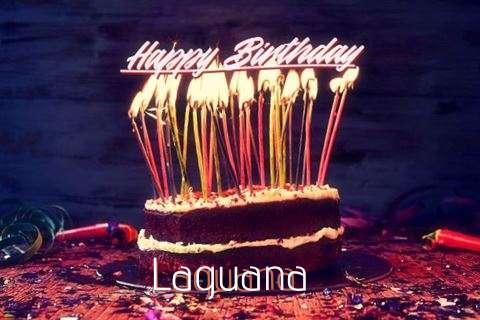 Laguana Cakes
