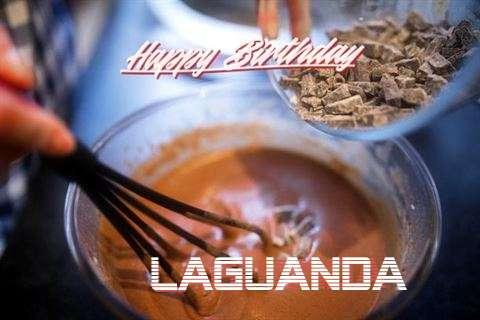 Happy Birthday Wishes for Laguanda