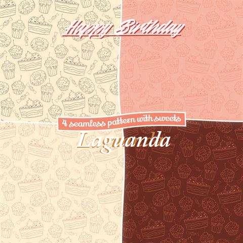 Happy Birthday to You Laguanda