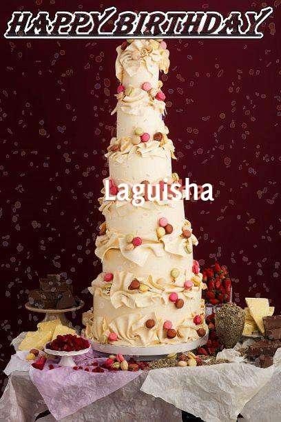 Happy Birthday Laguisha