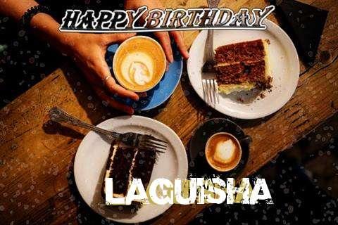 Happy Birthday to You Laguisha