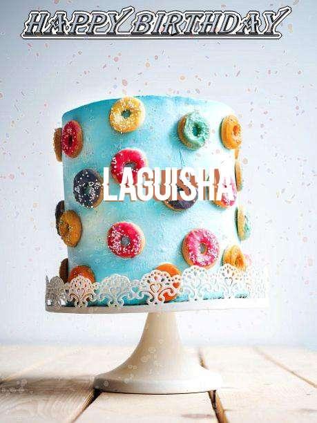 Laguisha Cakes