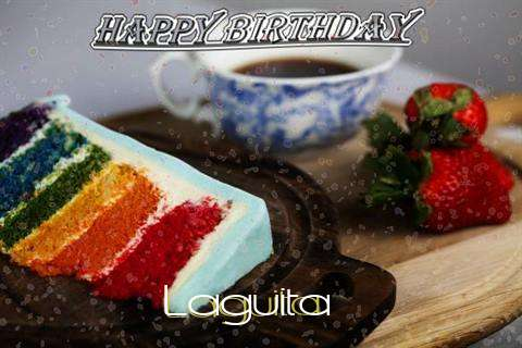 Happy Birthday Wishes for Laguita