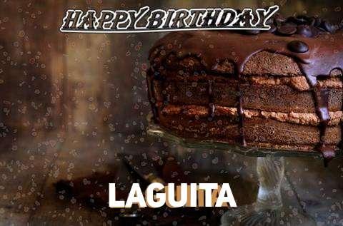 Happy Birthday Cake for Laguita