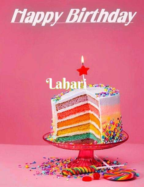 Lahari Birthday Celebration