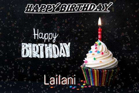 Happy Birthday to You Lailani
