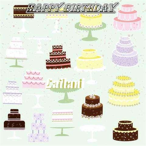 Lailani Cakes