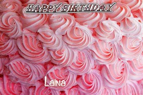 Laina Birthday Celebration