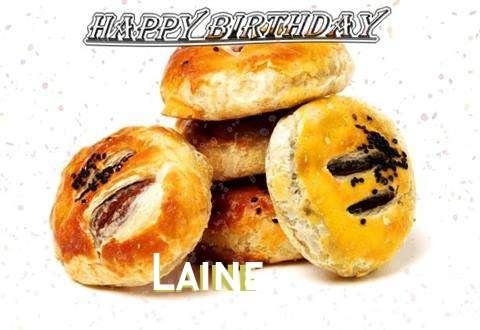 Happy Birthday to You Laine