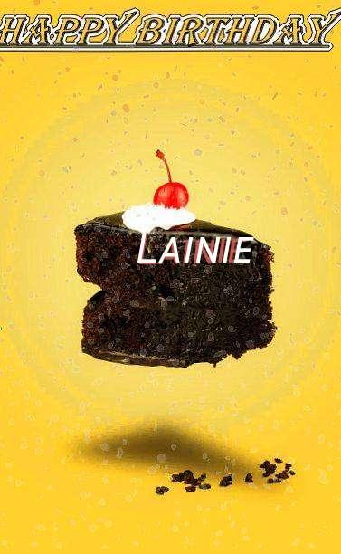 Happy Birthday Lainie