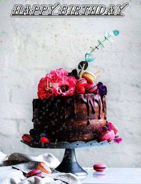 Happy Birthday Lainie Cake Image