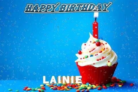 Happy Birthday Wishes for Lainie