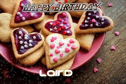 Laird Birthday Celebration