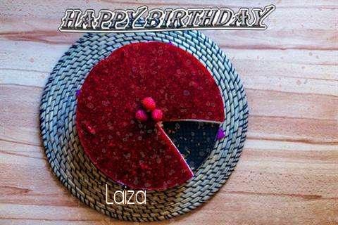 Happy Birthday Wishes for Laiza