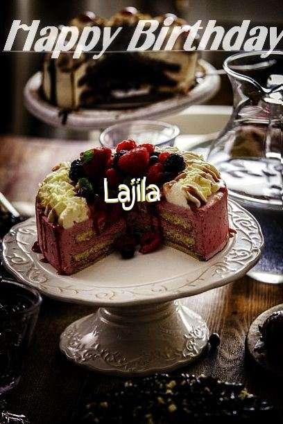 Lajila Birthday Celebration