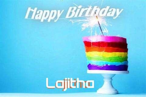 Happy Birthday Wishes for Lajitha