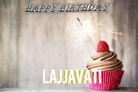 Happy Birthday to You Lajjavati
